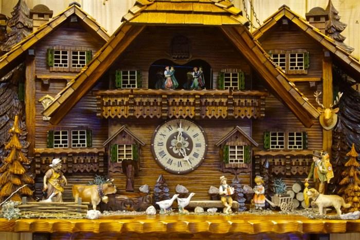 Cuckoo Clock, Black Forest