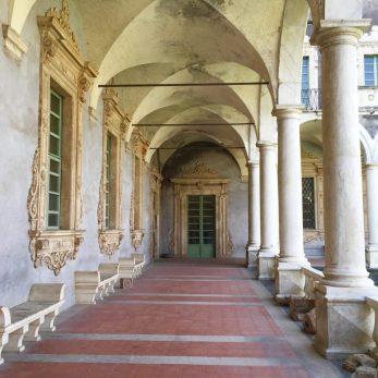 San Nicolo Monastery Catania