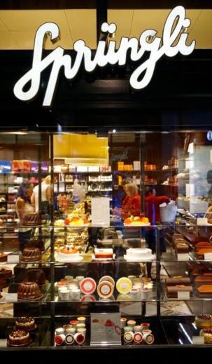 Sprungli Bakery