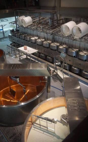 and see how this fondue ingredient is made!