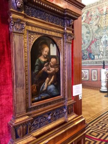 The Hermitage Leonard da Vinci