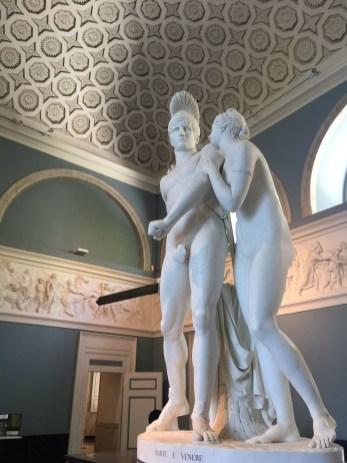 VIlla Carlotta Sculpture