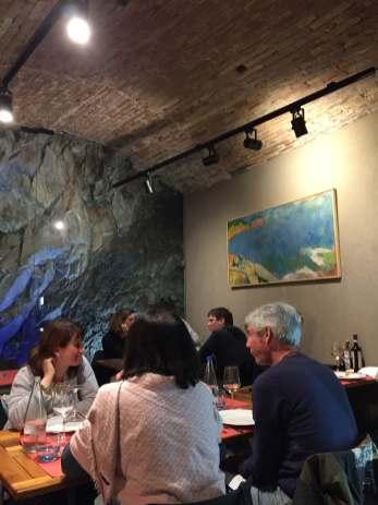 Trattoria de Billy Manarola Cinque Terre restaurant