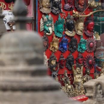 Kathmandu Nepal Diverse Religion