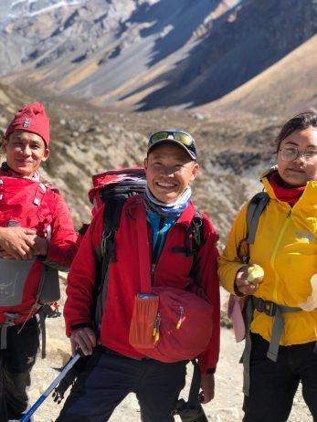 Nepali Trekking Guides