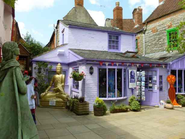 Magic and mystery in Glastonbury