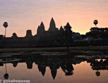 The Friday Photo Project | Angkor Wat Sunrise