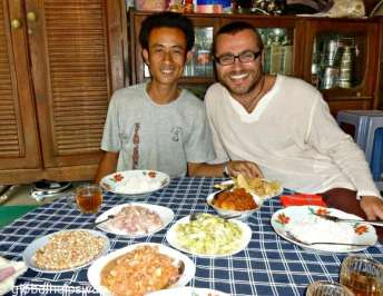 How to find the most authentic food abroad: Eat Local