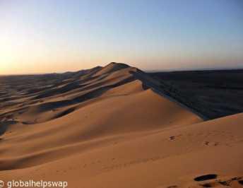 Memories of early travels | Gobi Desert Vlog