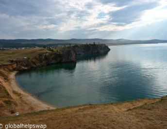 Memories of early travels: Lake Baikal Vlog
