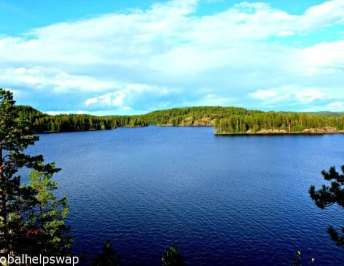 Discover Lake Saimaa in Finland