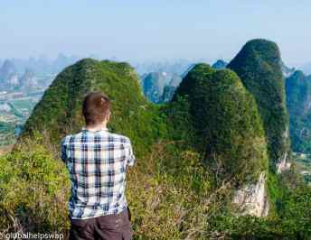 An unusual adventure in beautiful Yangshuo, China