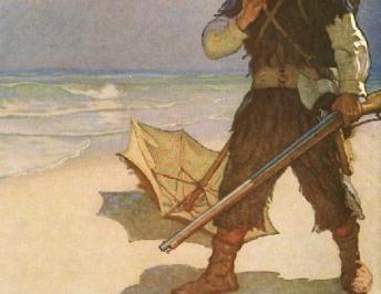Travel book of the week: Robinson Crusoe