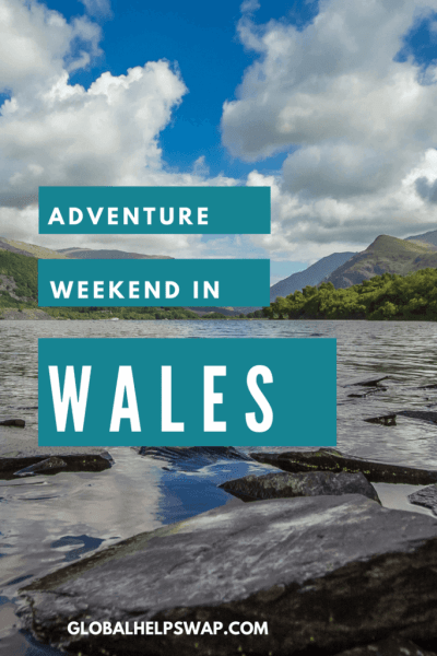 Adventure weekend in Wales | Zip-lining, mountain biking, beautiful scenery and gorgeous food. Wales has so much to offer and it is the perfect size for a weekend away.