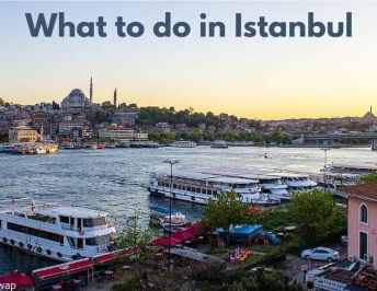 Video: What to do in Istanbul