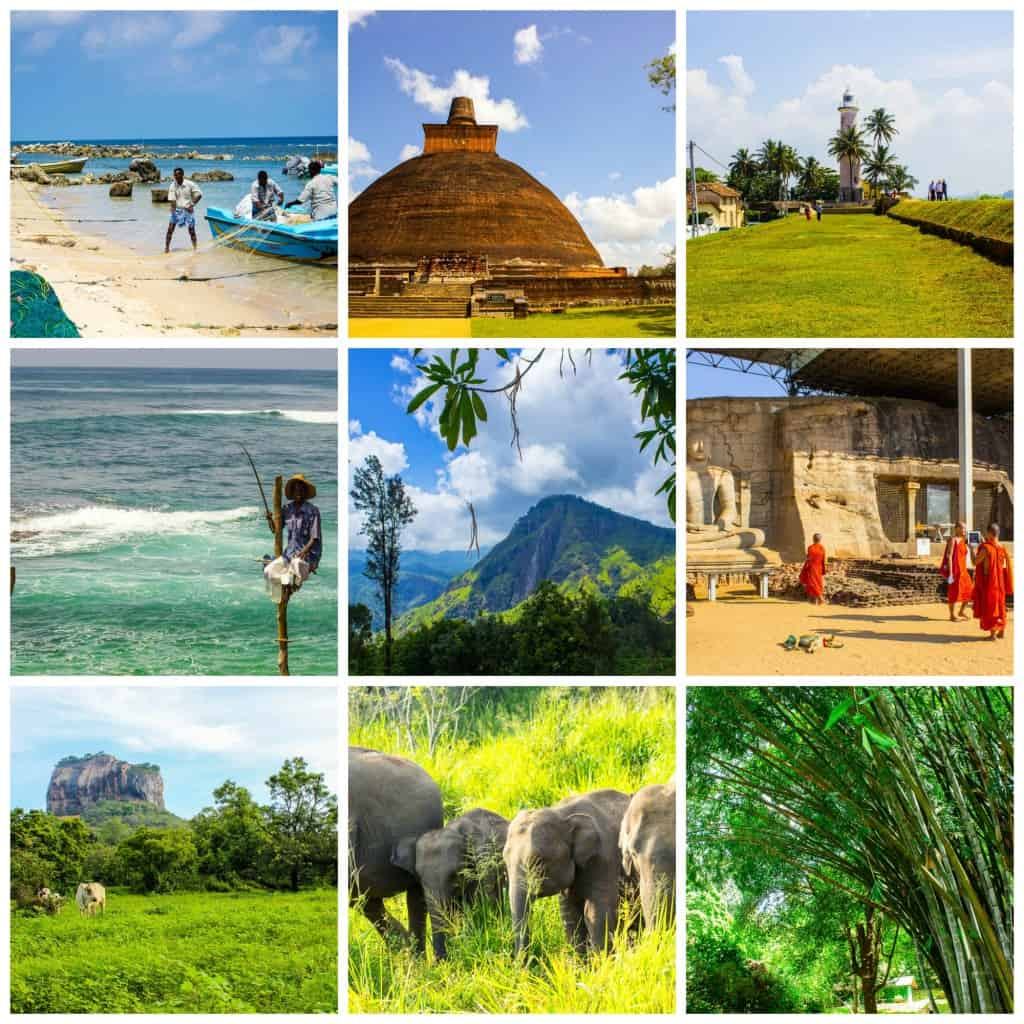 Best Places To Visit In Sri Lanka In 2018 Globalhelpswap