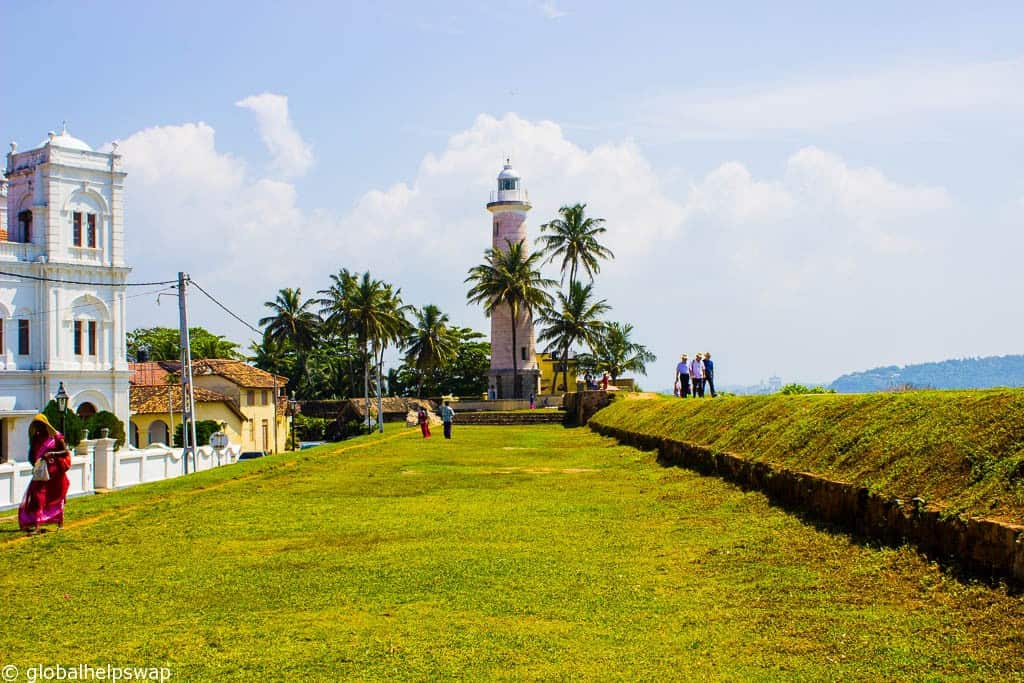 how to visit sri lanka