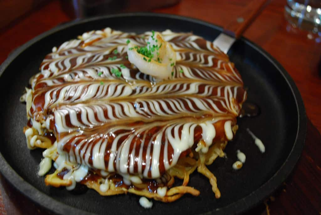 Okonomiyaki Recipe (Japanese Pancake)