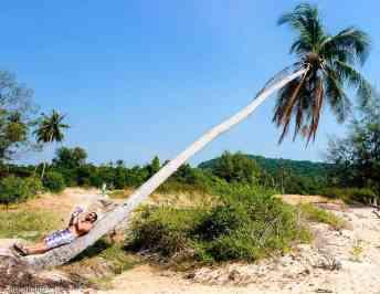 Shipwrecked on Bamboo Island, Cambodia