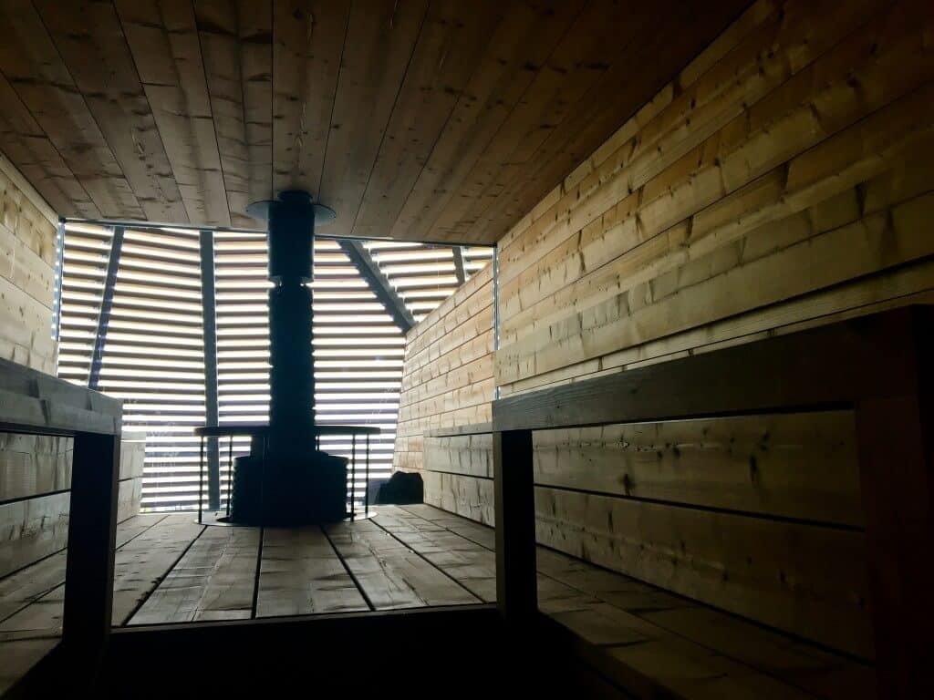 Löyly: The best public sauna in Helsinki, Finland