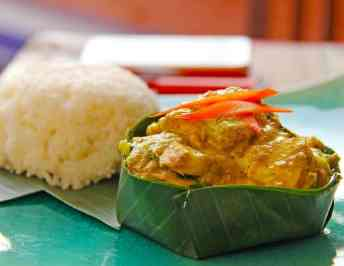 Taste: Fish Amok Recipe: Cambodia's National Dish