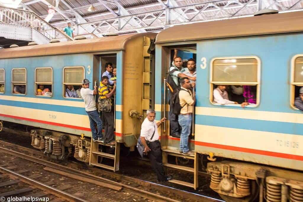 Colombo to Kandy