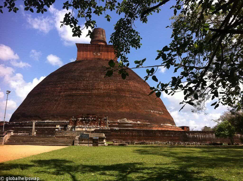 Places To Visit In Anuradhapura