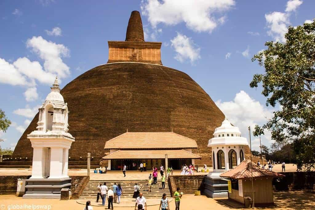Anuradhapura World Heritage Site