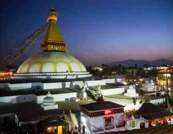 Boudha Stupa (An Unmissable Experience Near Kathmandu)