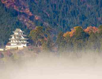 Gujo Hachiman Castle Japan | The Castle In The Sky