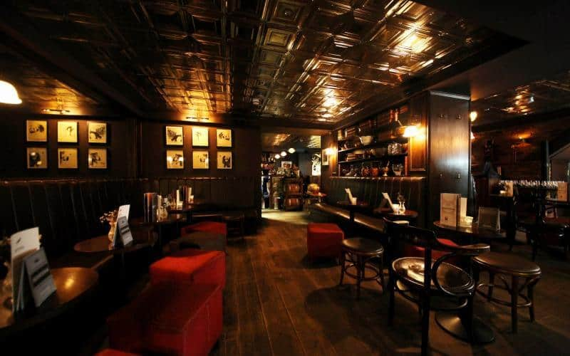 Secret Bars in London | The Nightjar