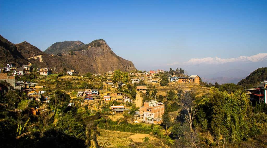 Nagarkot Village, Nepal