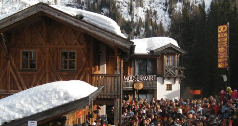 St. Anton: Mooserwirt
