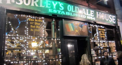 New York: McSorley's Old Ale House