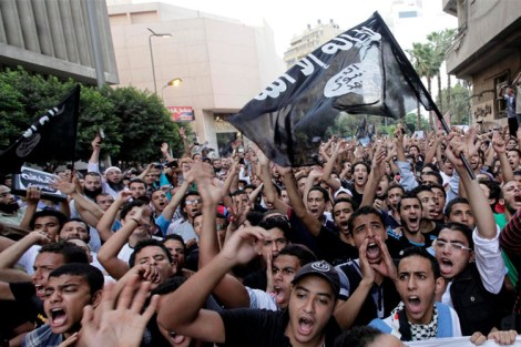 Surviving Protests and Spiked Drinks in Cairo