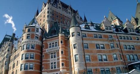 Quebec City: Hotel De Frontenac