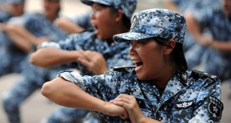 China Part I: Culture Shocks and Military Personnel