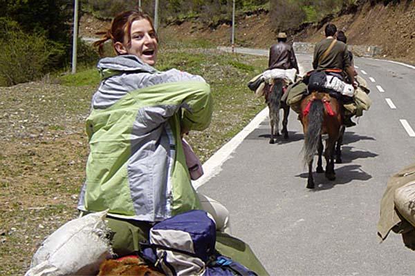 horseriding chengdu