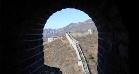 Beijing: Toboggan Down the Great Wall of China