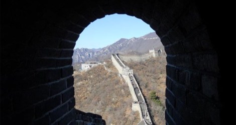 Beijing: Toboggan Down the Great Wall of China