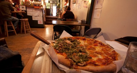 Port Townsend: Waterfront Pizza