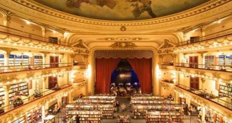 Buenos Aires: El Anteneo Grand Splendid