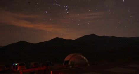 Vicuña: Mamalluca Observatory