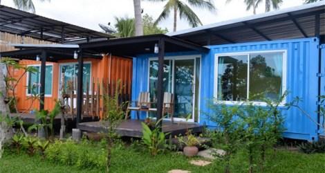 Koh Samui: Think & Retro Café Lipa Noi