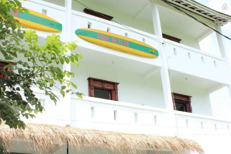 Canggu: Surf Stay Berawa