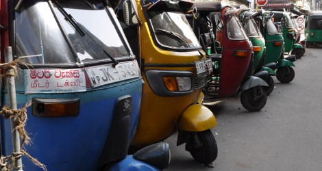 Pimpin' Ain't Easy in Colombo - Part I