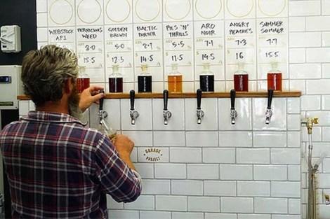 Wellington: Garage Project Brewery