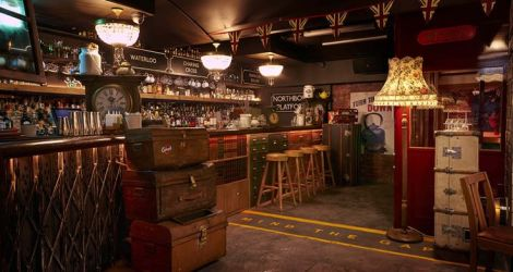 London: Cahoots Bar