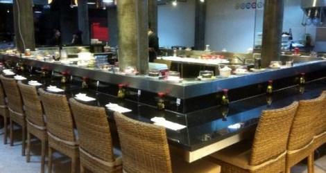 Seminyak: Cheap Sushi on a Friday at Sushimi