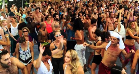 I Went to a Sober Tantric Rave